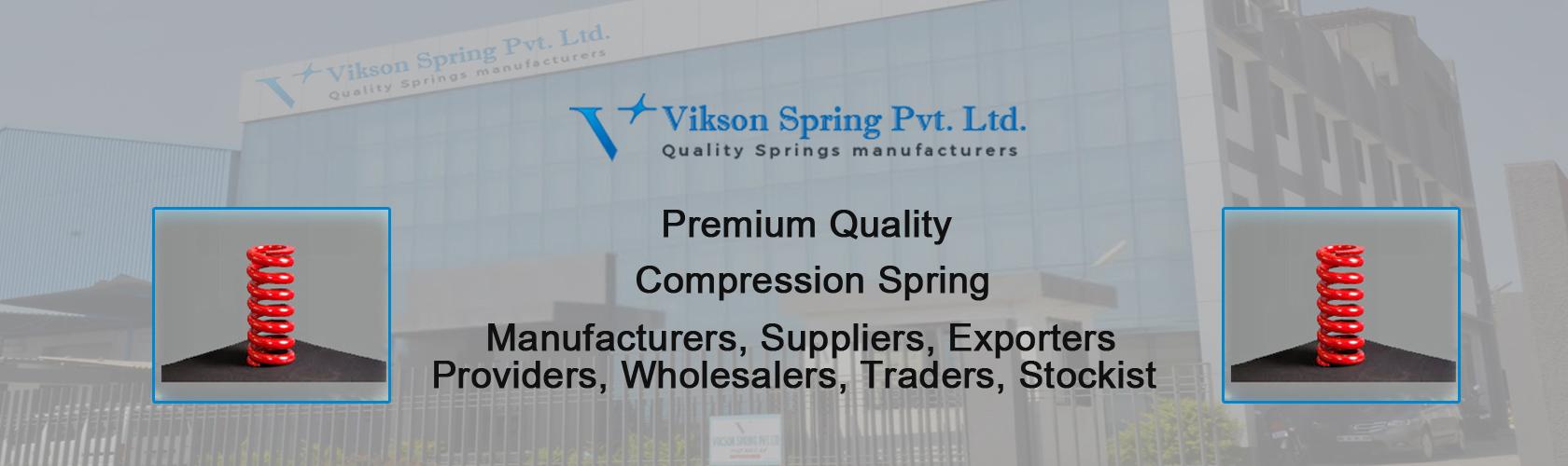 Compression Spring Wholesalers