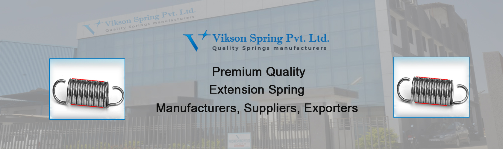 Extension Spring Wholesalers