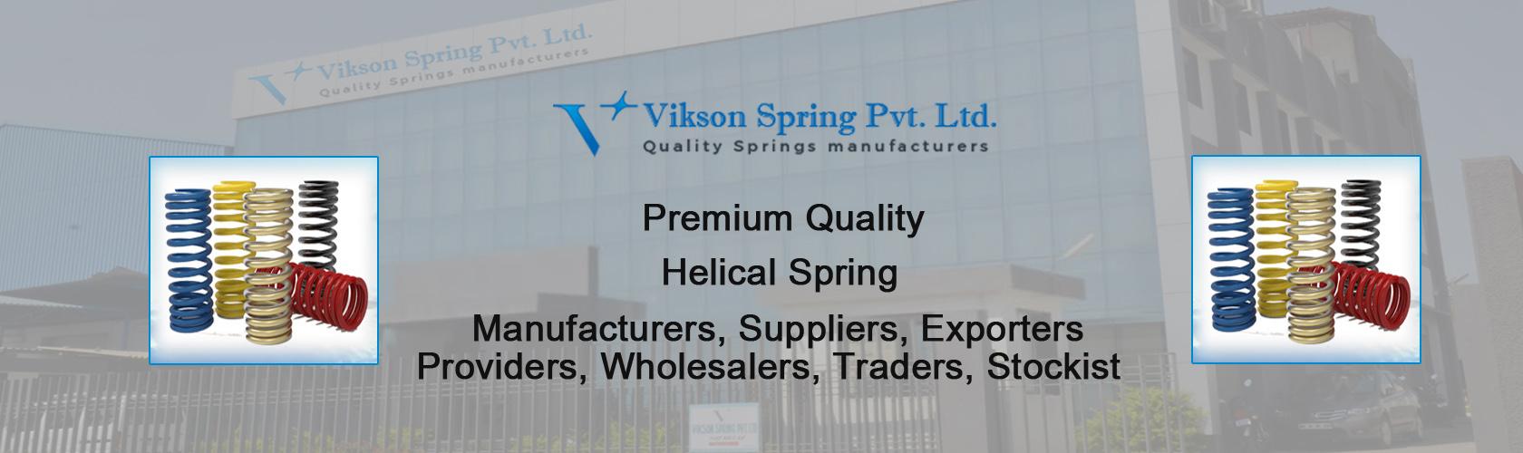 Helical Spring Wholesalers