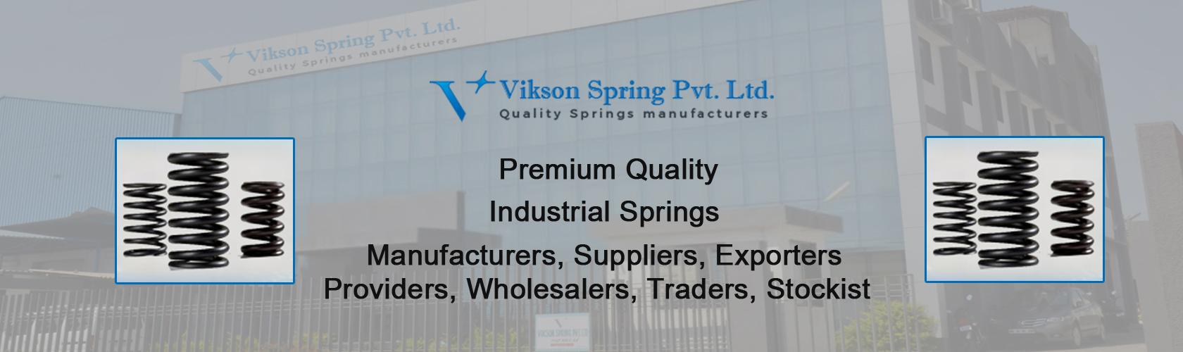 Industrial Springs Wholesalers
