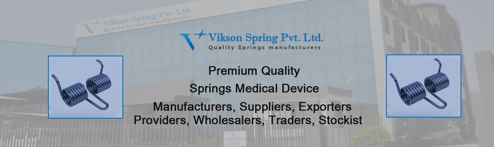 Springs Medical Device  Wholesalers