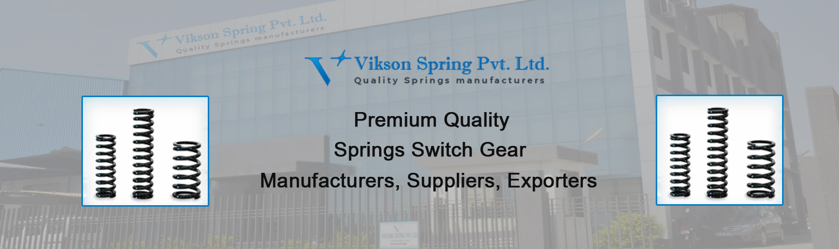Springs Switch Gear Wholesalers