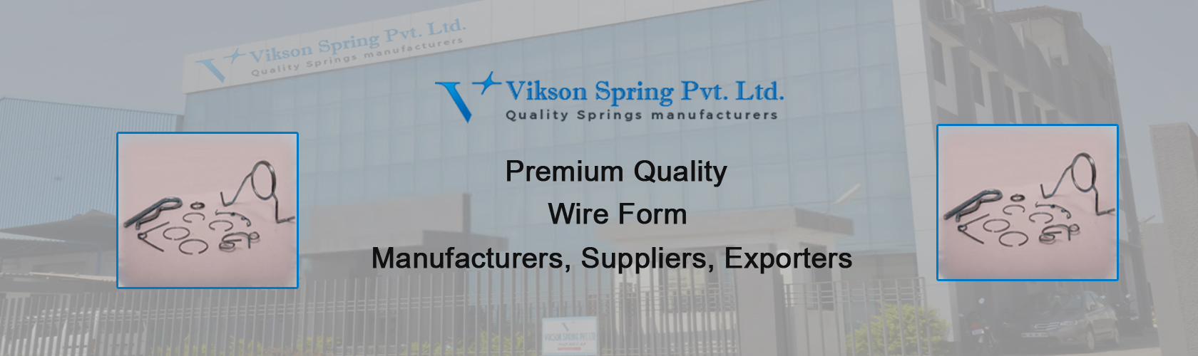Wire Form Wholesalers